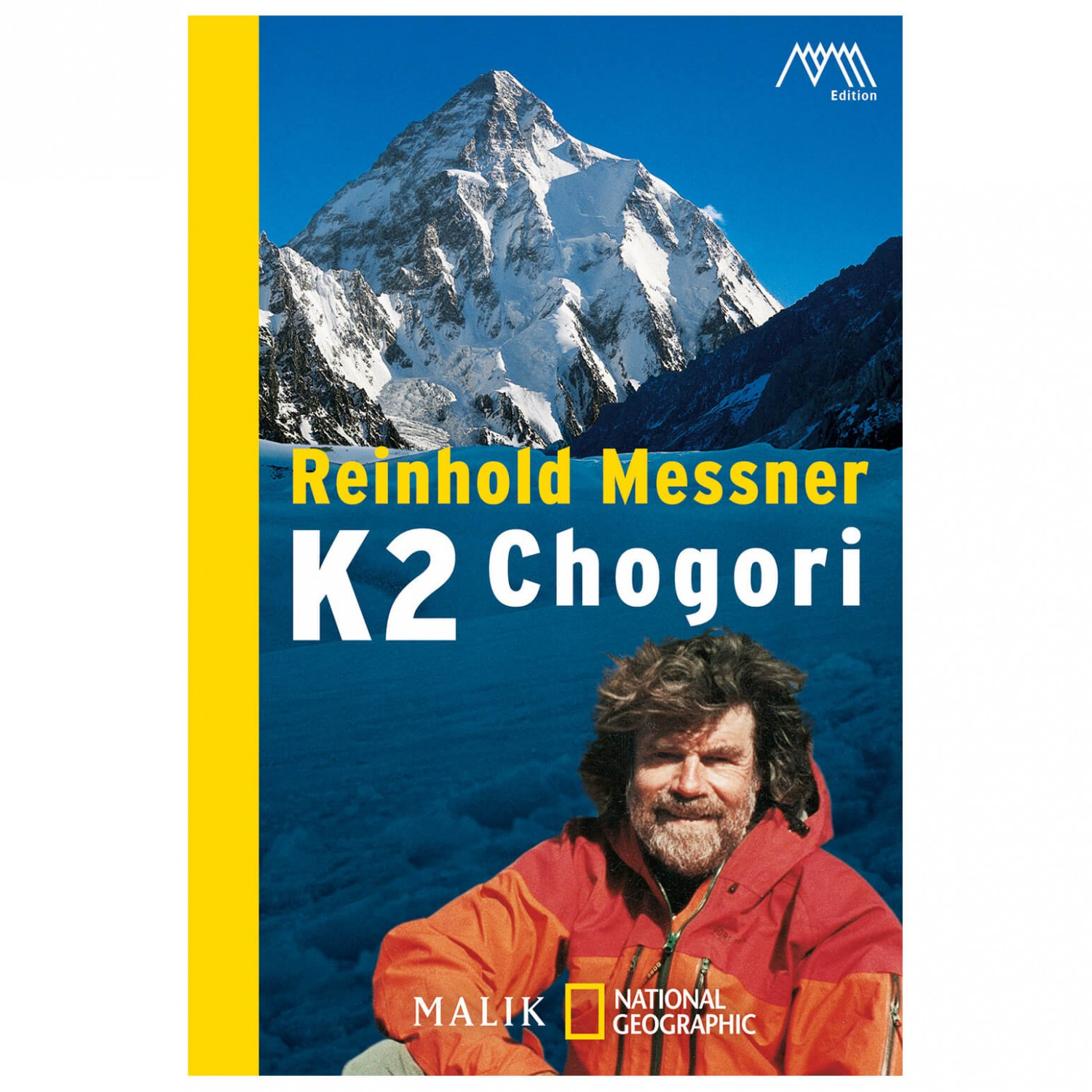 Reinhold Messner In National Geographic