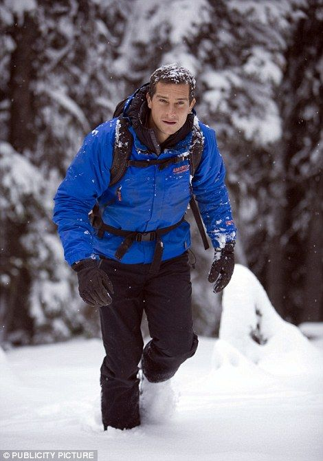 Bear Grylls To The South Pole