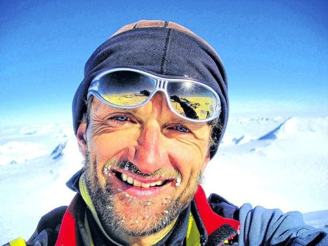 Christian Stangl Gives Details on K2 Summit