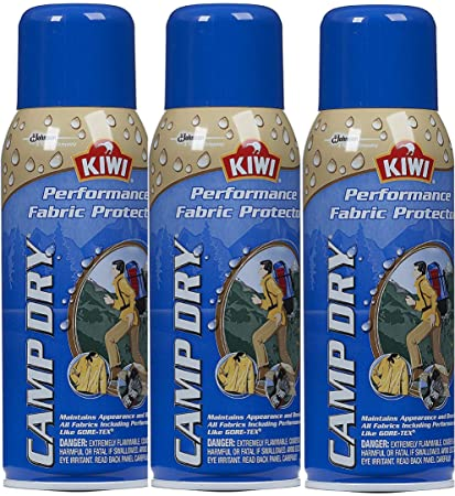 Kiwi Camp Dry Water Repellant and Fabric Protection