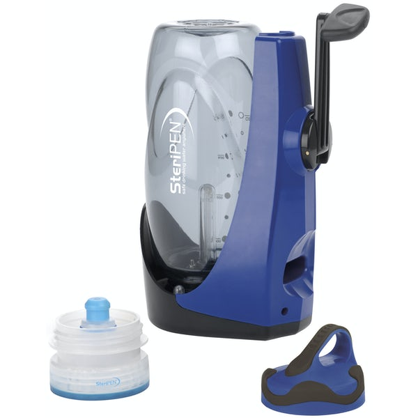 SteriPEN Sidwinder Water Purification System