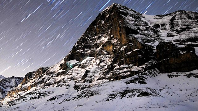 Video: The Eiger: Wall of Death From The BBC