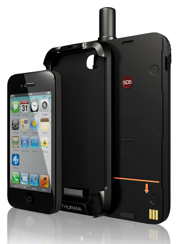 Turns Your iPhone Into A Satellite Phone