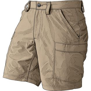 Duluth Trading Co. Armachillo Shirt And Cargo Shorts