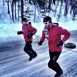 Ultra Runners Complete Winter Crossing Of Baffin Island