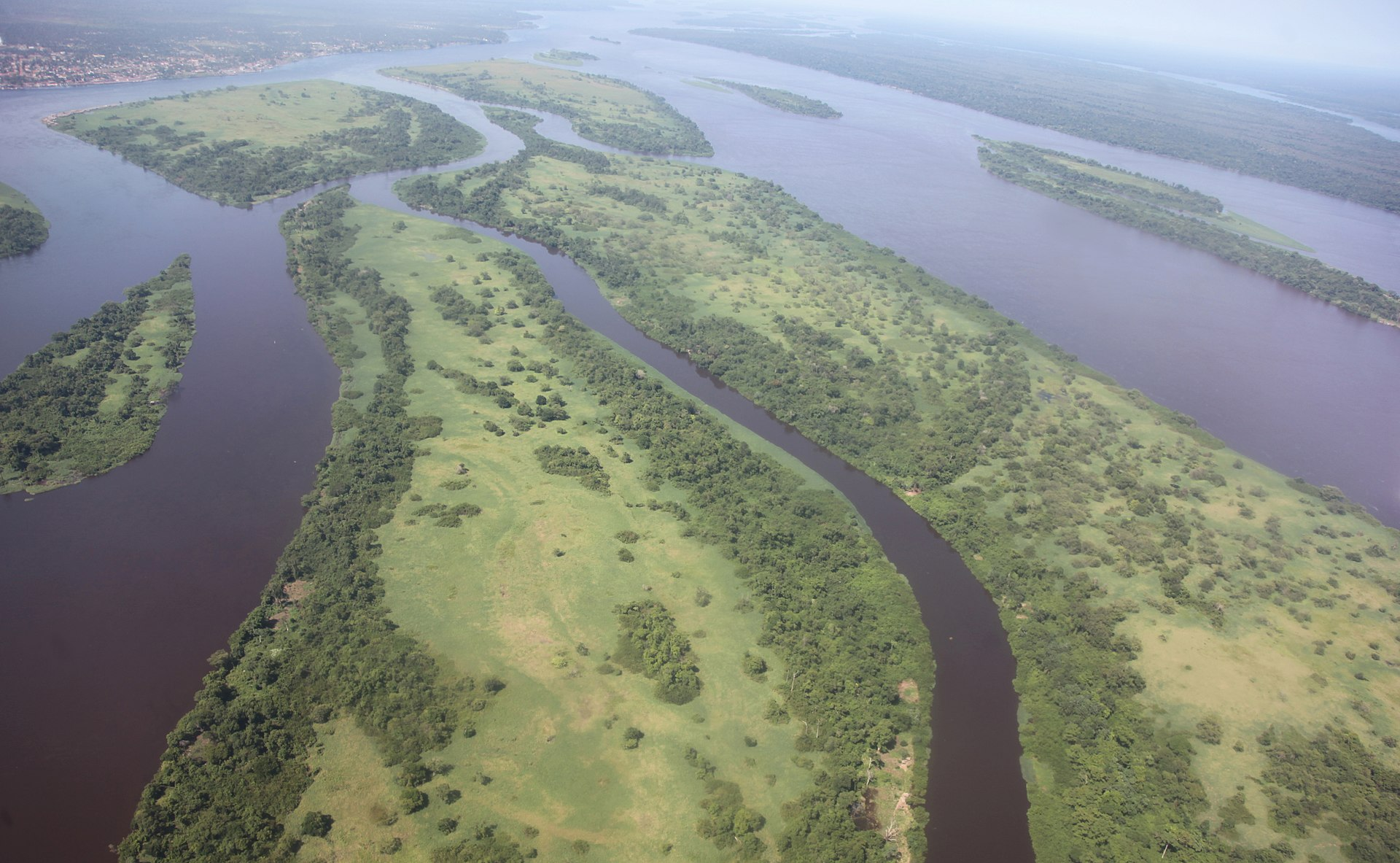 Length of the Congo River
