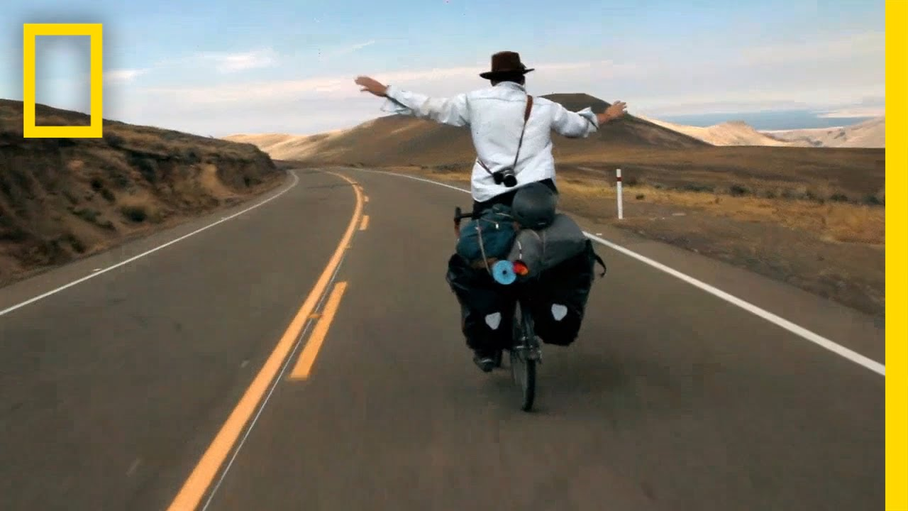 Life Lessons From a Seven-Thousand Mile Long Bike Ride