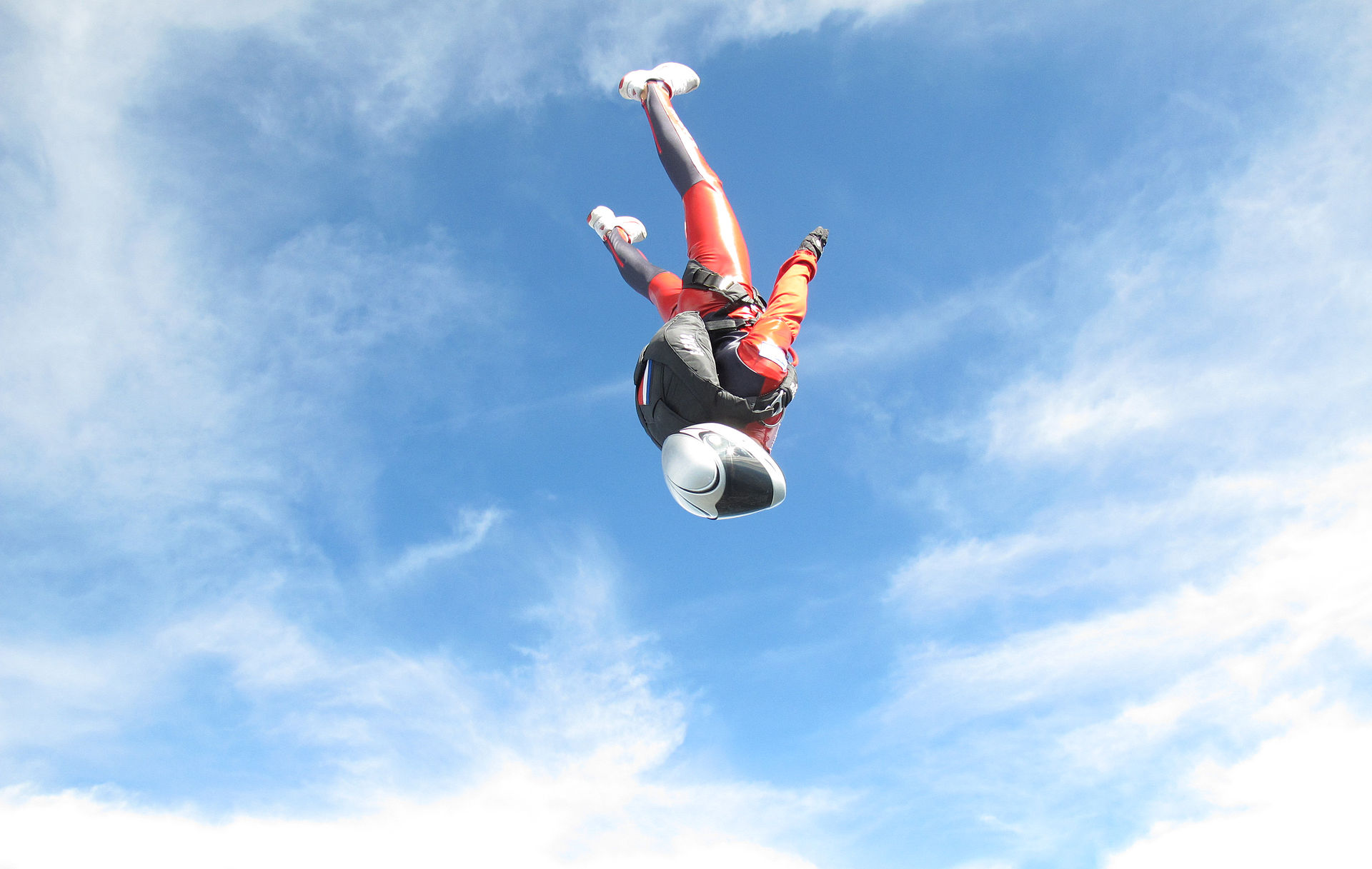Skydiver to Jump