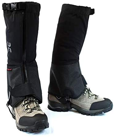 Hillsound Super Armadillo Gaiters and Trail Crampons