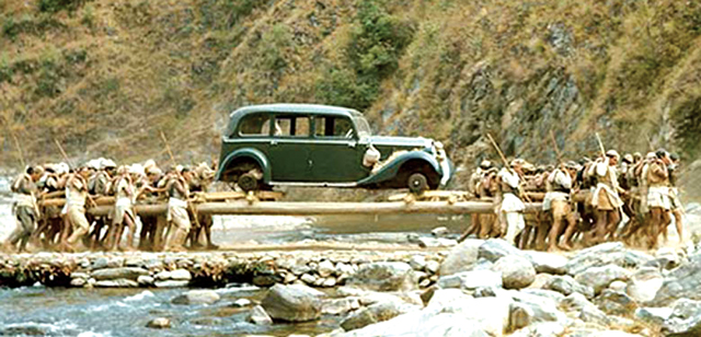 First car came to nepal
