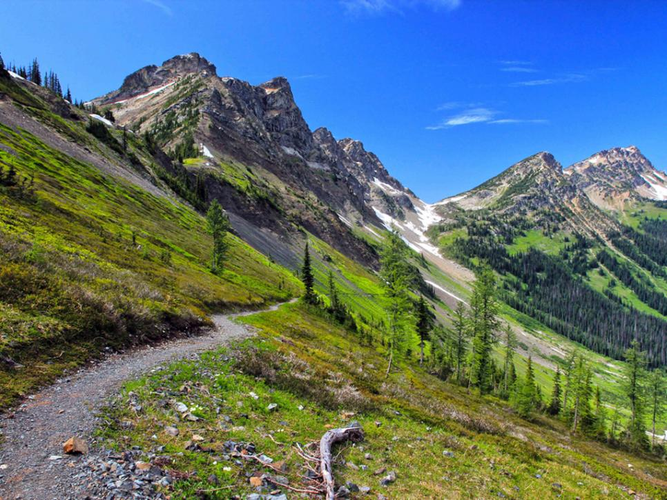 Long Distance Hiking Trails