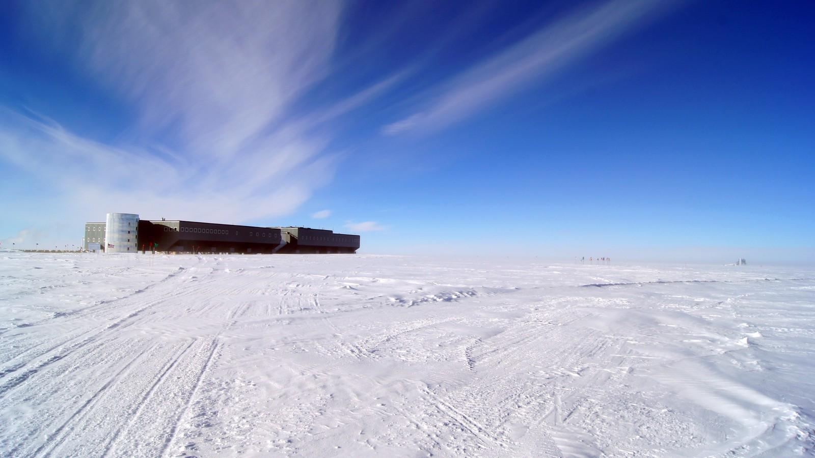 What's It Like to Spend Winter at the South Pole?