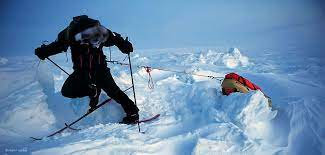Ben Saunders to Attempt Solo, Unassisted Crossing of Antarctica