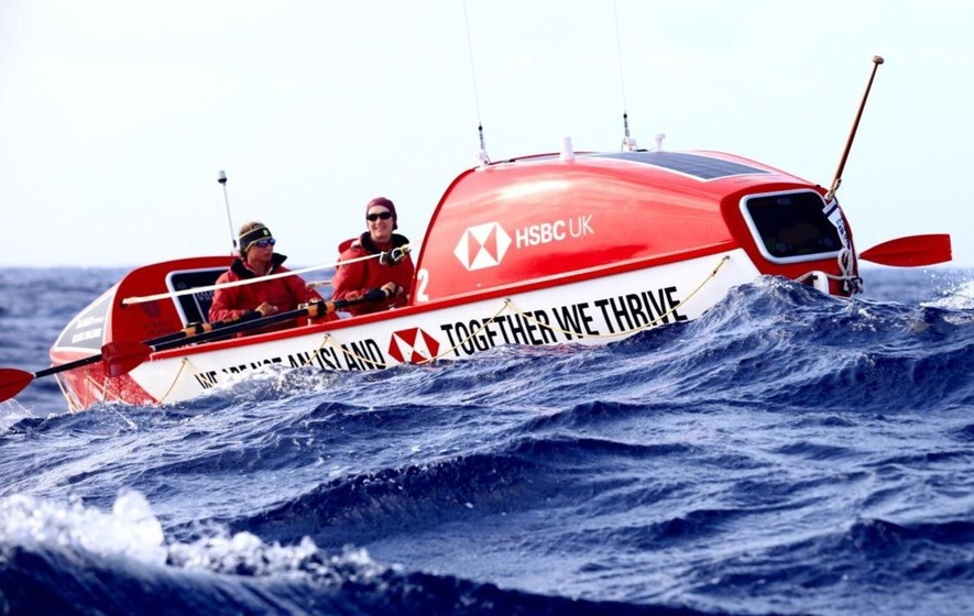 Irish Rower Looks to Be Oldest Woman to Cross Atlantic Solo
