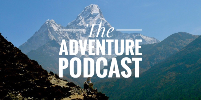 Adventure Podcast Banner