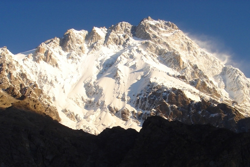 Search and Rescue Efforts on Nanga Parbat