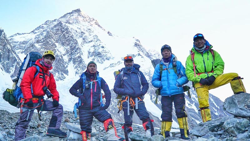 k2 summit team nims