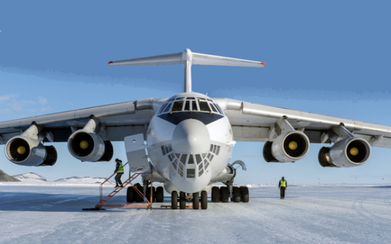 Antarctic Logistics