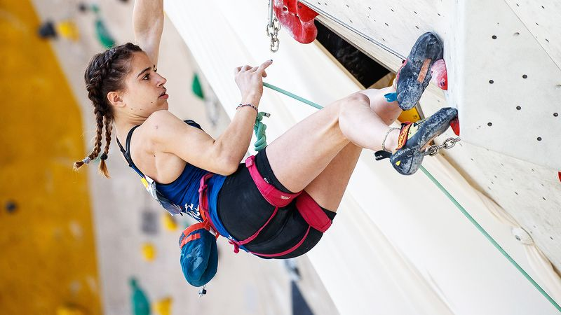 French Climber