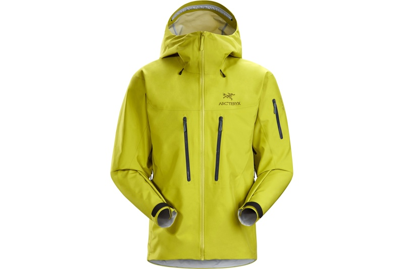 JACKET WITH GORE-TEX PRO