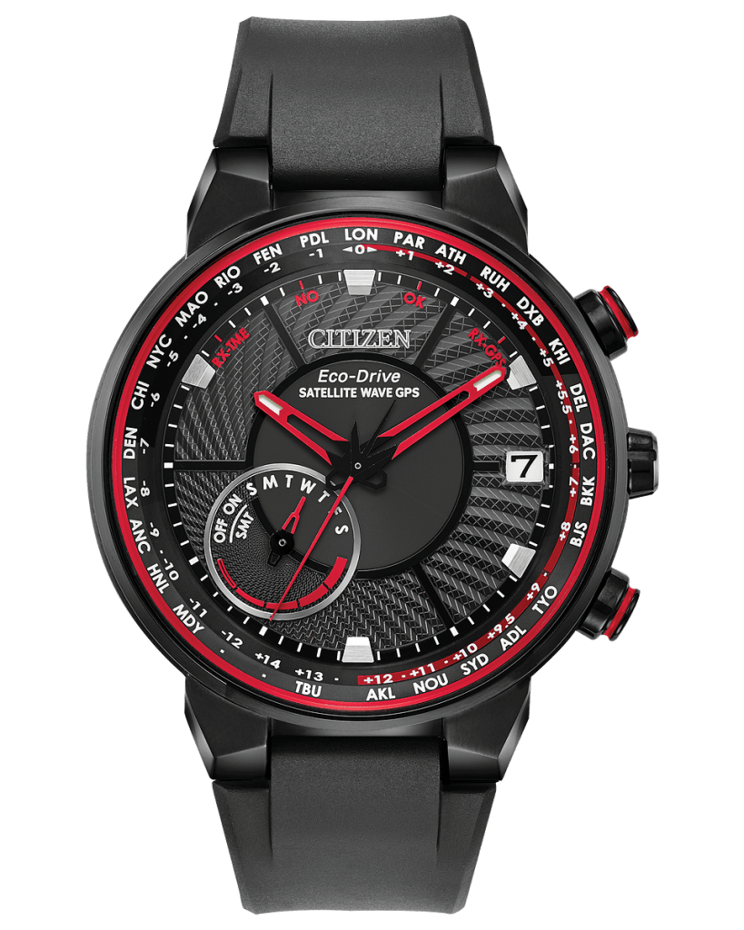 Satellite Wave GPS Freedom red
