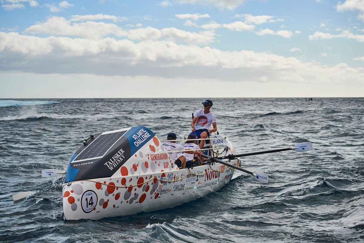 Looking for an adventure fix? Follow the Talisker Whiskey Atlantic Challenge!
