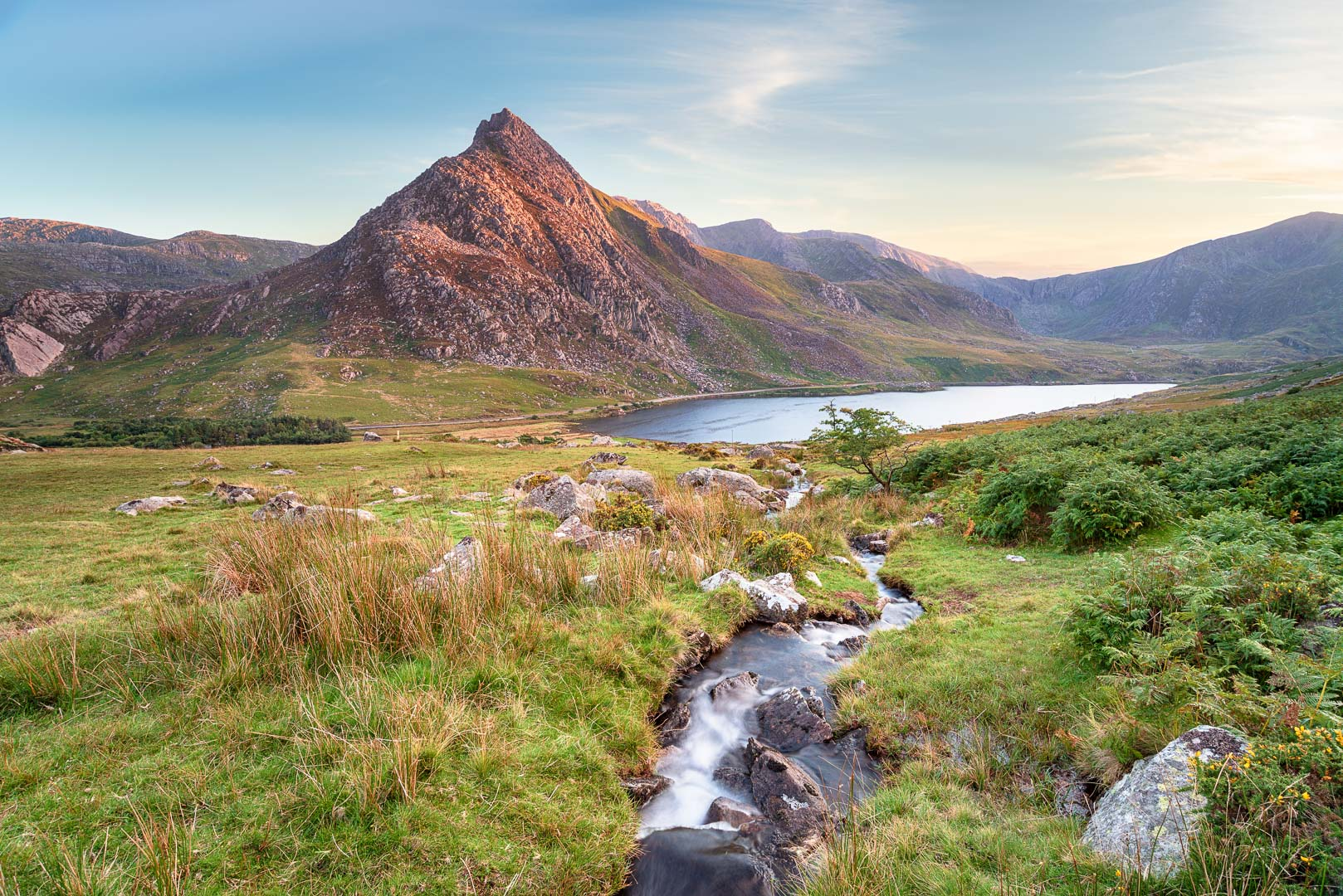 Secret Mountains Series Tryfan