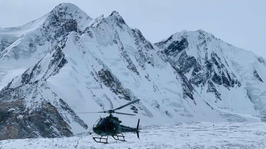 k2 helicopter search