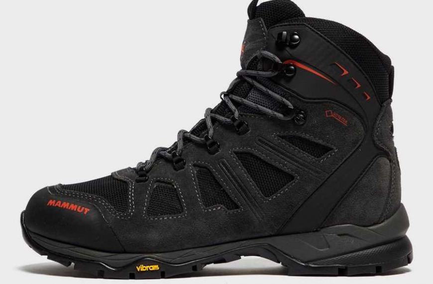 Mammut Men's T Aenergy Trail Boots Review