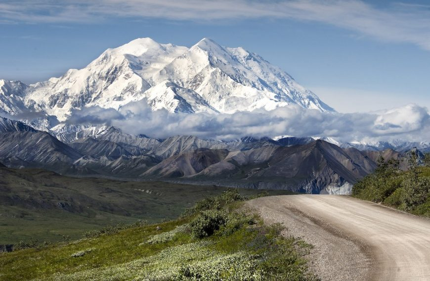 Denali National Park has One Road -It's Currently Closed Due to Climate Change
