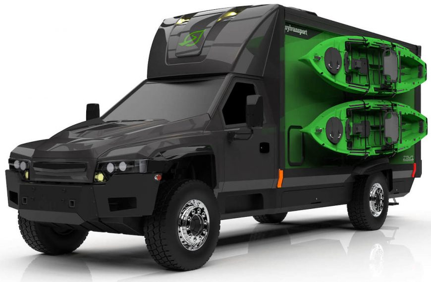 The Sylvansport Electric RV is the Motorhome of Our Dreams