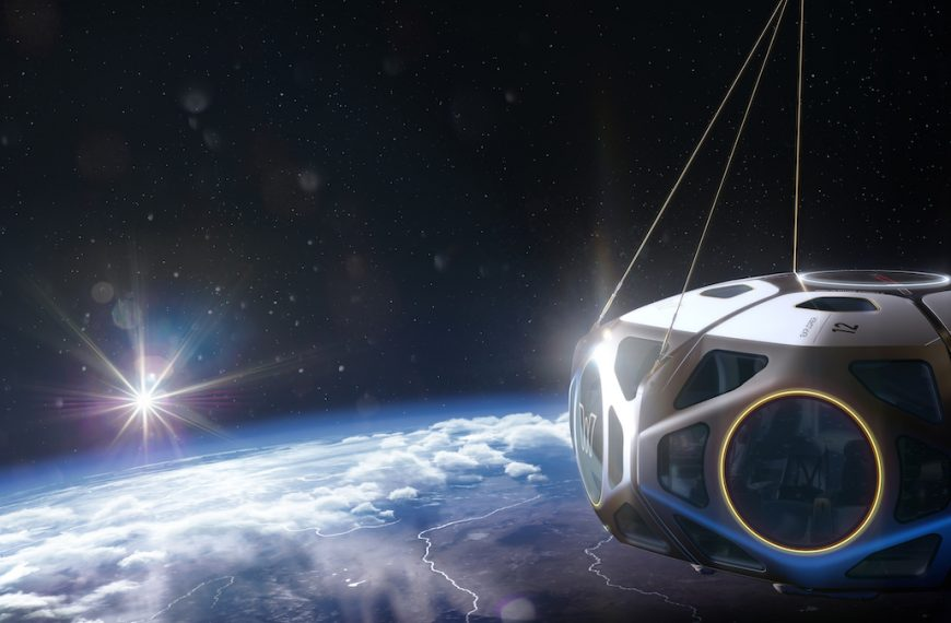 For $50,000 a Company Called World View Promises to Take You to the Edge of Space
